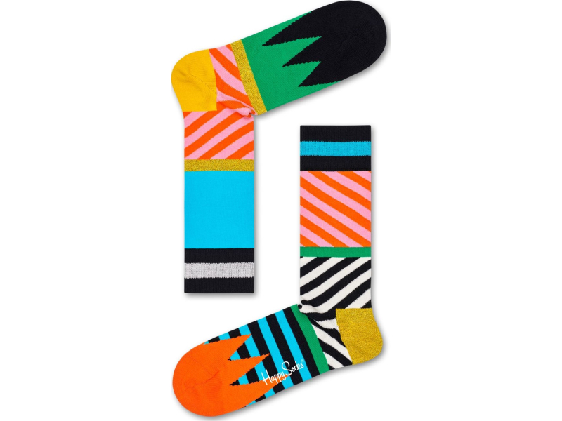 Happy Socks Psychedelic Gift Box Multi 100