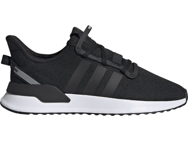 ADIDAS U Path Run Men's Core Black/Core Black/Cloud White