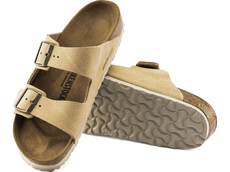Birkenstock Arizona Steer Soft Sand