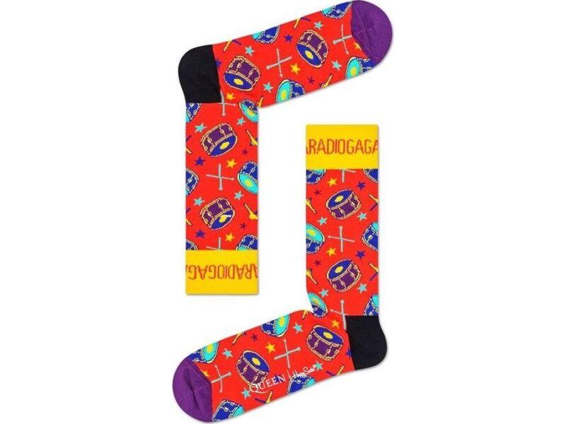 Happy Socks Radio Ga Ga Sock Multi 4300