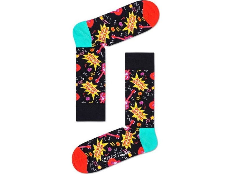 Happy Socks Queen 4-Pack Gift Box Multi 0100