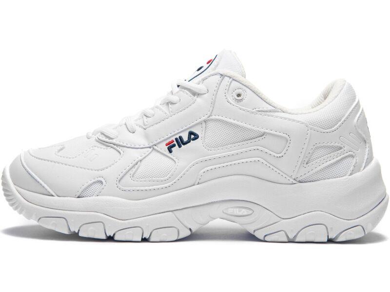 FILA Select Low Women's White