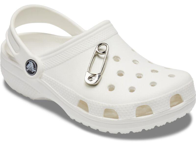 Crocs™ Crocs METALLIC PUNK SAFETY PIN G0702200-MU