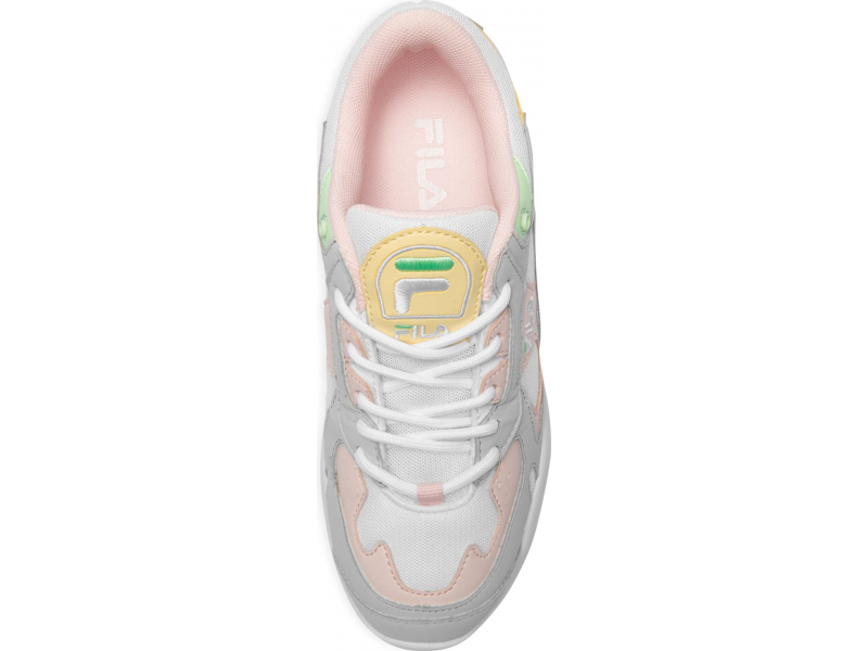 FILA Select Low Women's White/Rosewater