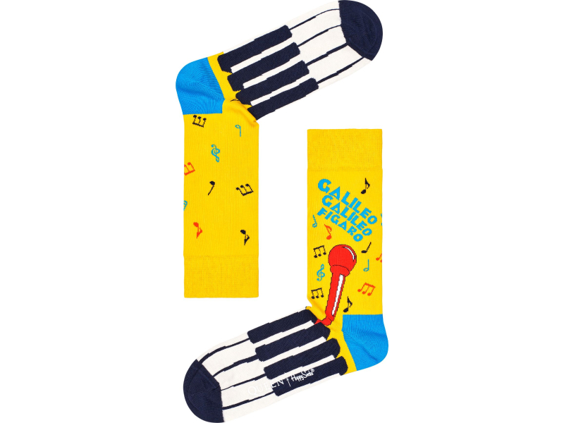 Happy Socks QUEEN 6-PACK GIFT BOX Multi 0100