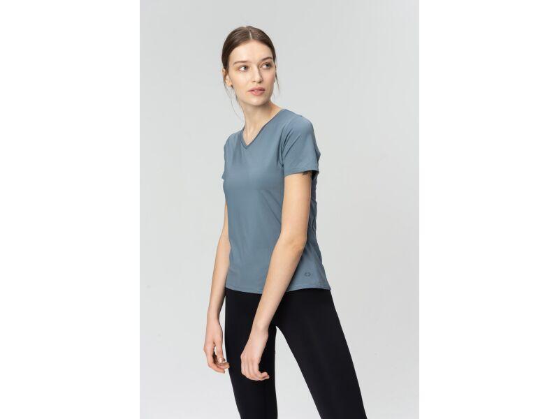 AUDIMAS Apranga Funkcionalūs marškinėliai 2011-185 Blue Mirage