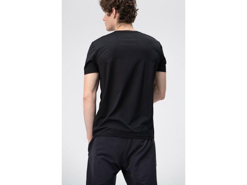 AUDIMAS Apranga Funkcionalūs marškinėliai 1811-495 Black