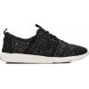 TOMS Glitter Wool Women's Del Rey Sneaker Black