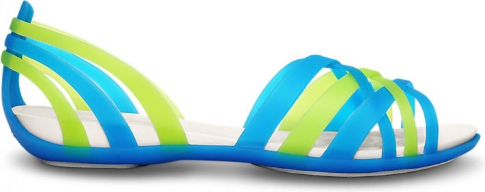 Crocs™ Huarache Flat Mėlyna/Perlamutrinė