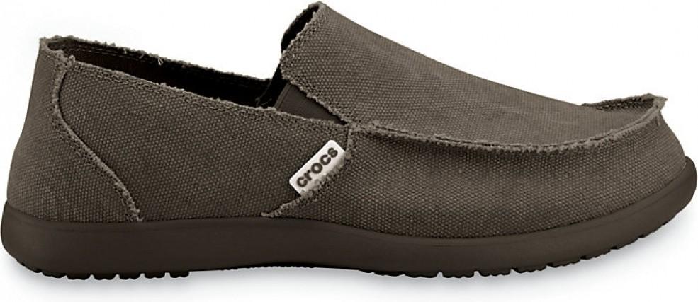 Crocs™ Santa Cruz Tamsiai ruda/Tamsiai ruda 43,5