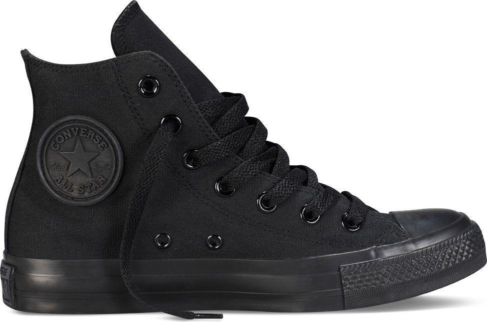 Converse Chuck Taylor All Star Hi Black/Black 38