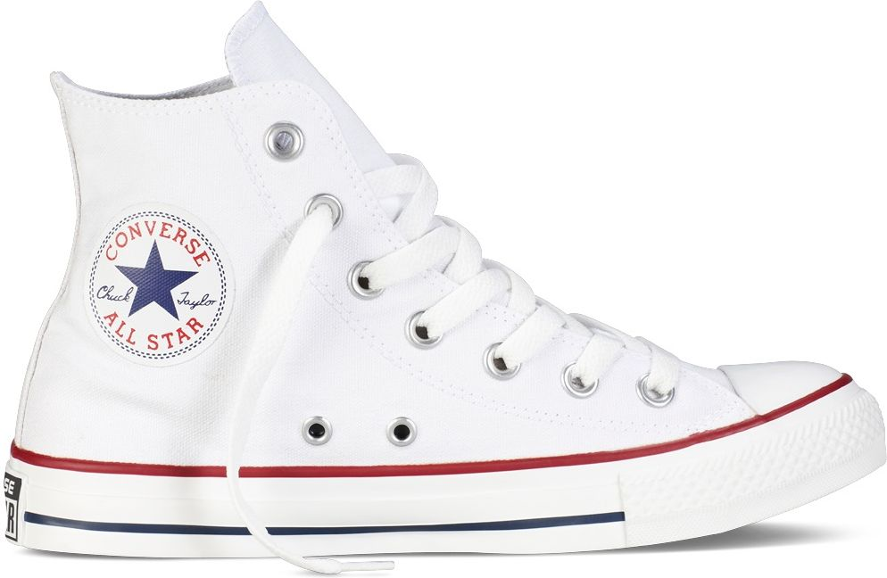 Converse Chuck Taylor All Star Hi White/White 36,5