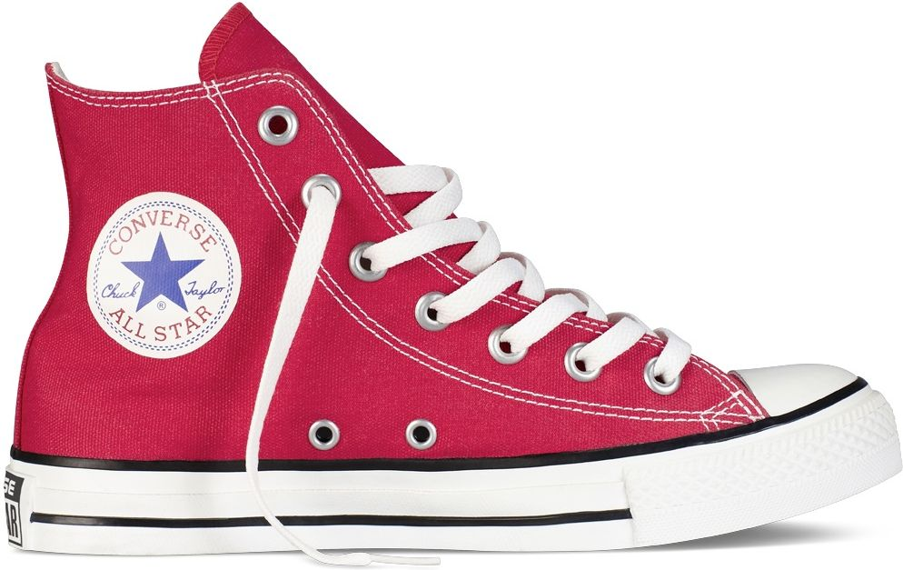 Converse Chuck Taylor All Star Hi Red/White 40