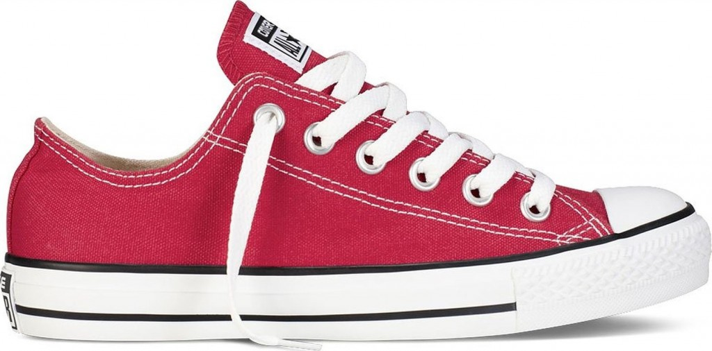 Converse Chuck Taylor All Star Ox Red/White 43