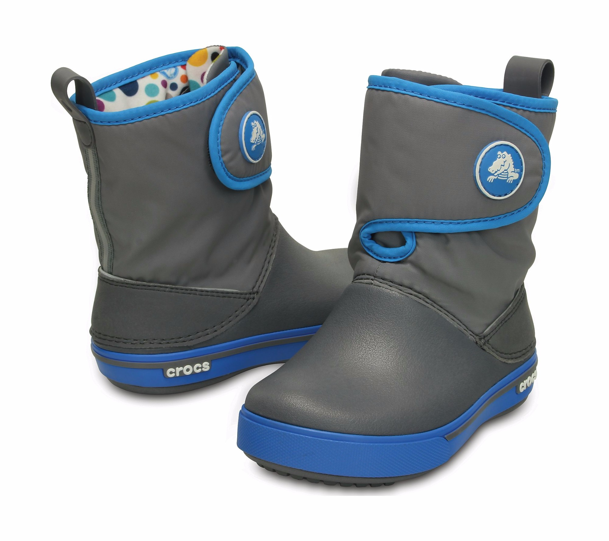 Crocs Kids Crocband Ii 5 Gust Boot Open24 Lt