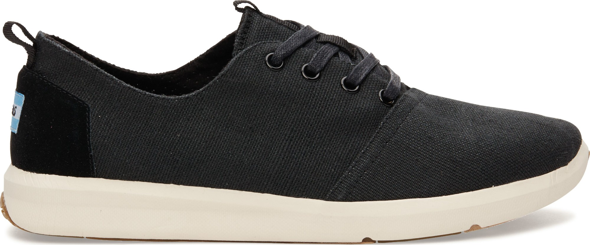 TOMS Burlap Men's Viaje Sneaker Black 41