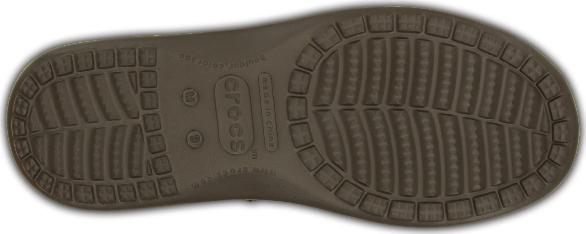 2effcca1a11 Previous. Crocs™ Santa Cruz Clean Cut Loafer Espresso Espresso ...