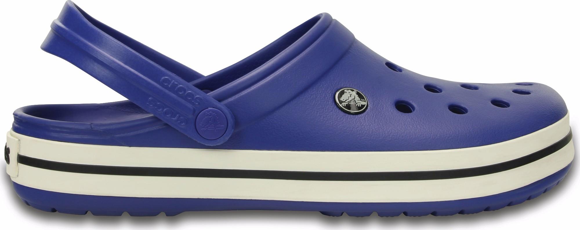 Crocs™ Crocband™ Cerulean Blue/Oyster 44,5