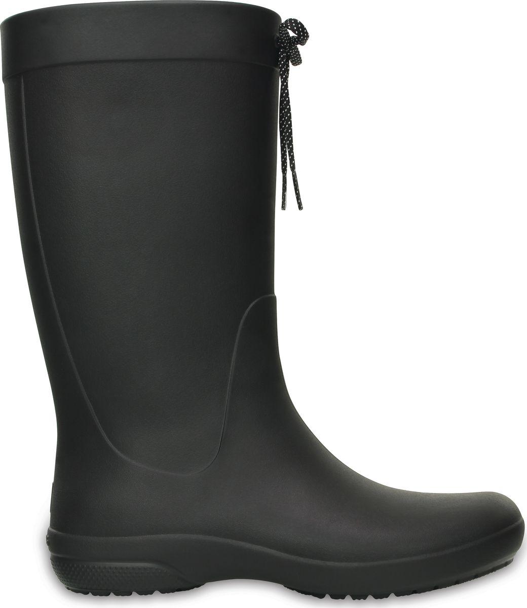 Crocs™ Freesail Rain Boot Black 35