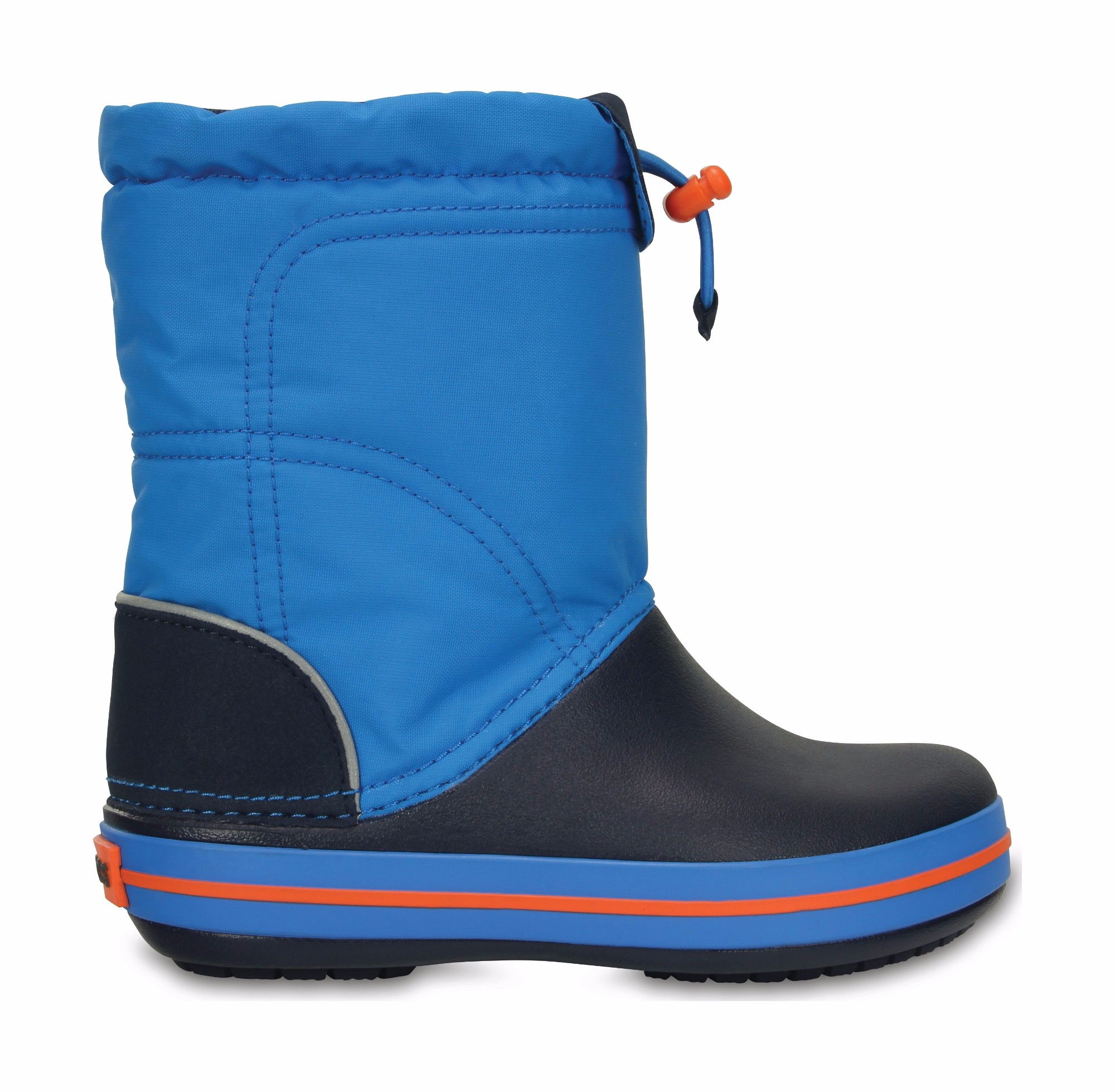 Crocs™ Kids' Crocband Lodgepoint Boot Ocean/Navy 37,5