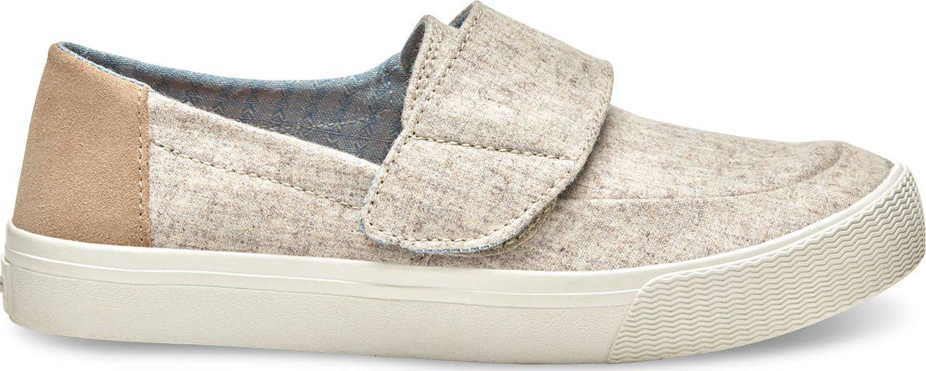 TOMS Wool Suede Women's Altair Slipon Oatmeal 38