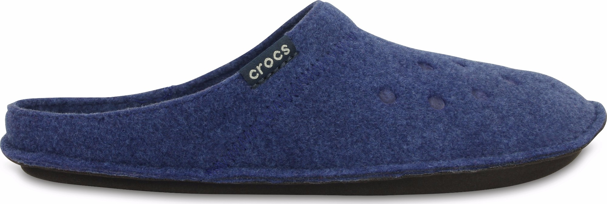 Crocs™ Classic Slipper Cerulean Blue/Oatmeal 42,5