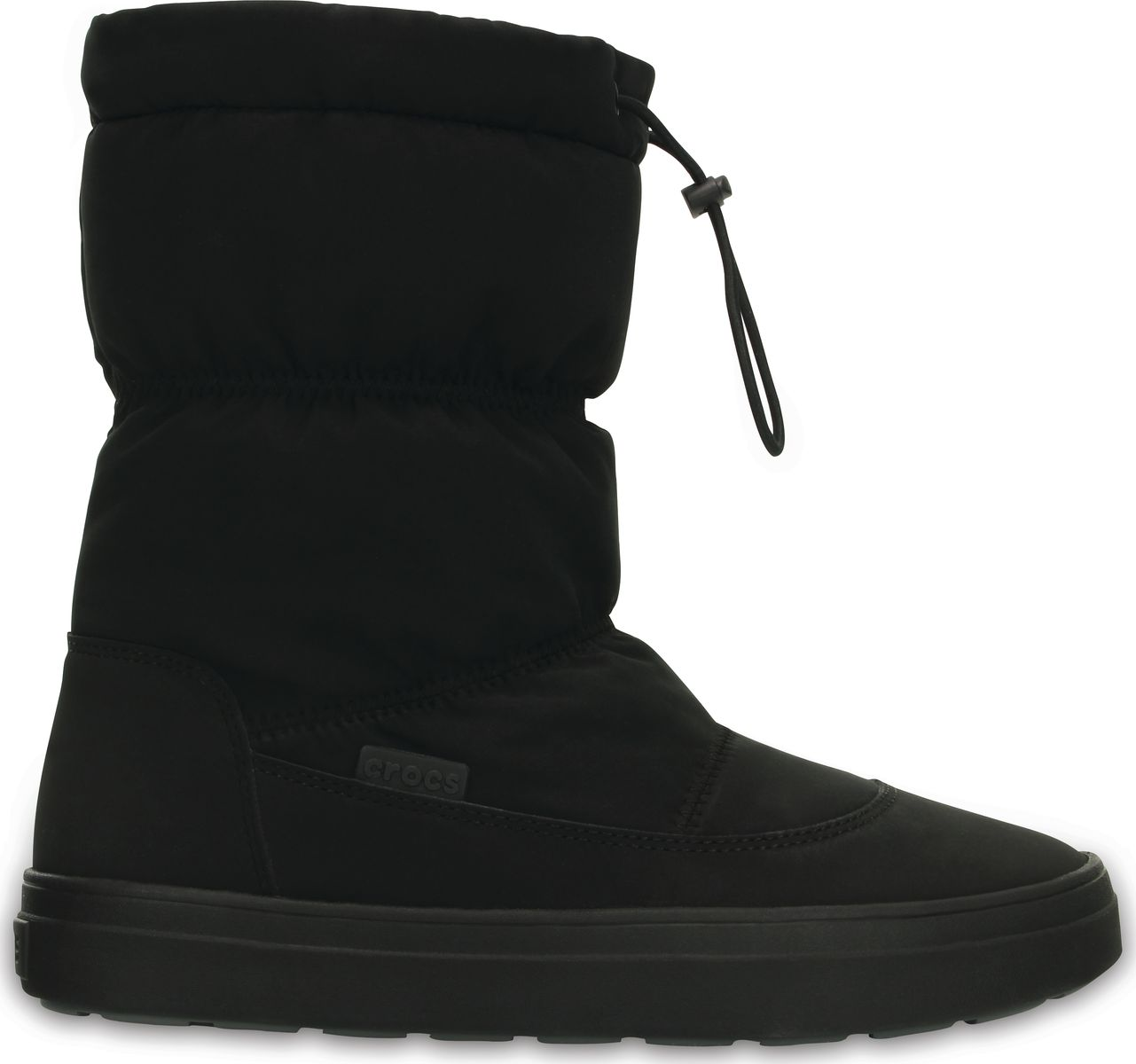 Crocs™ Lodgepoint Pull-On Boot Black 42,5