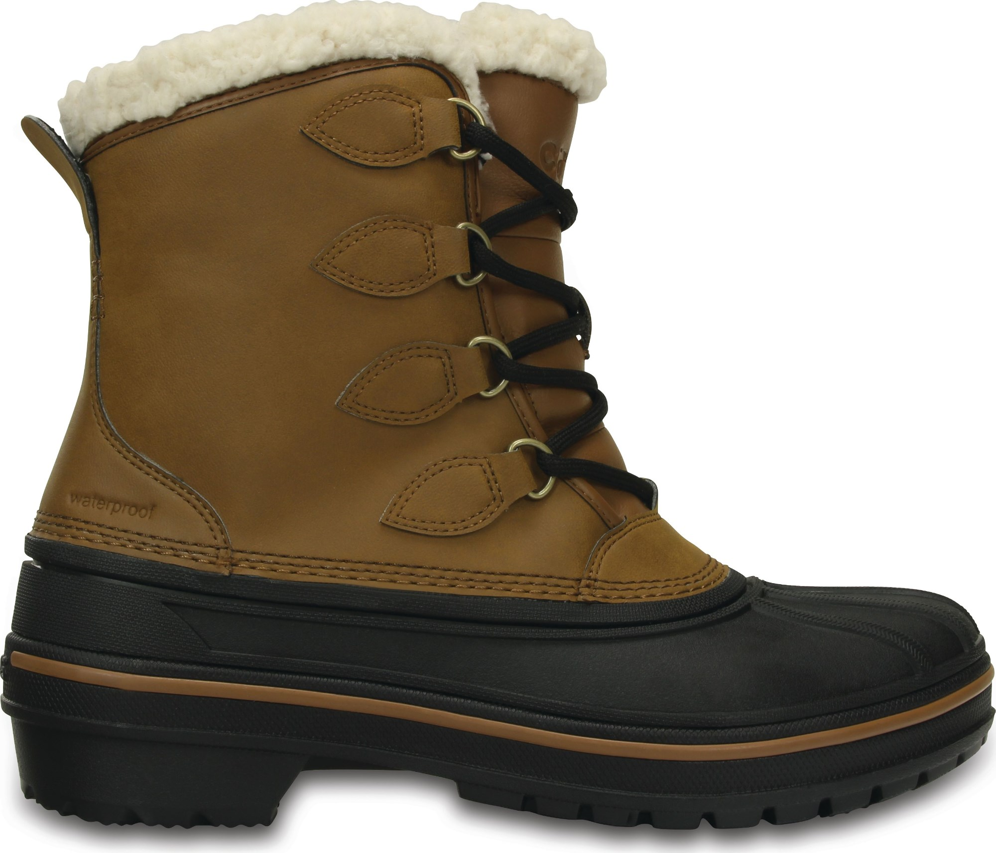 Crocs™ AllCast II Boot Wheat 35