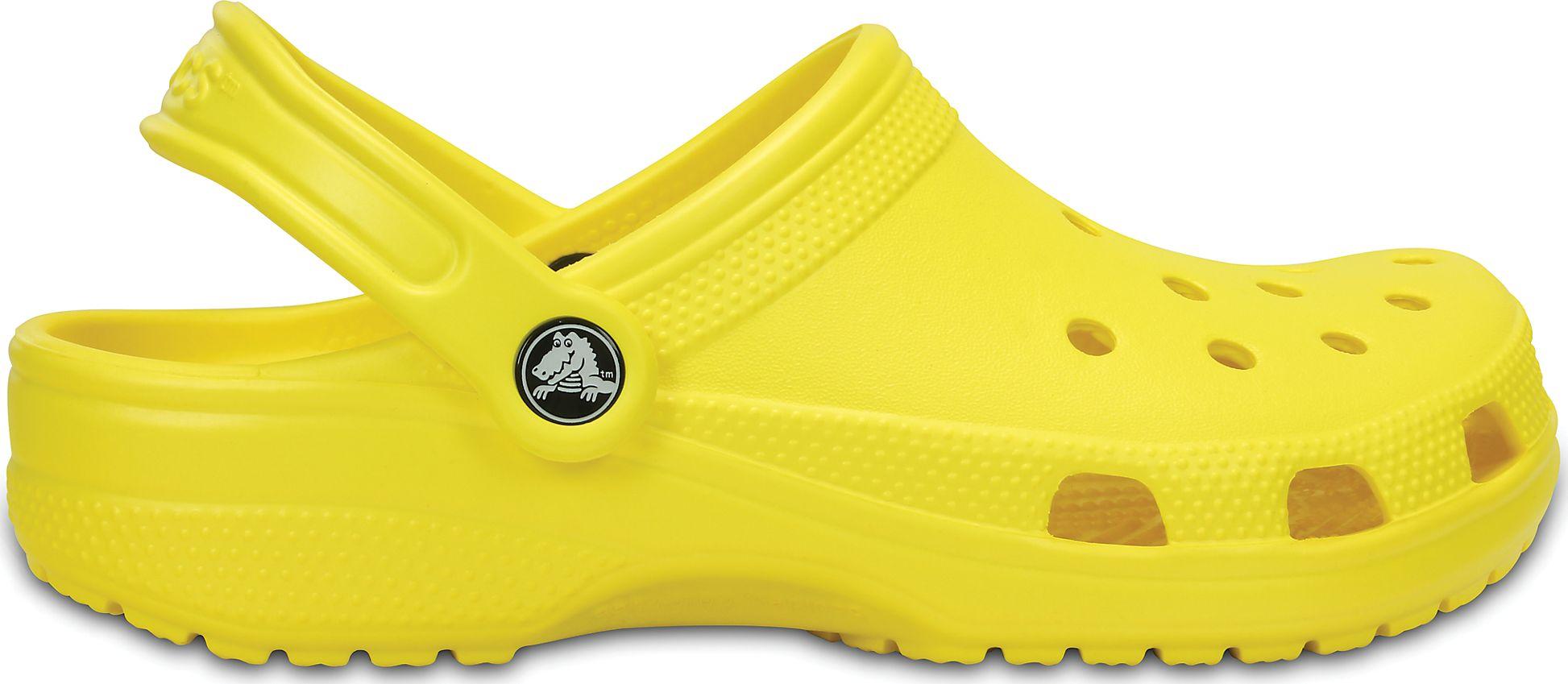 Crocs™ Classic Lemon 42,5