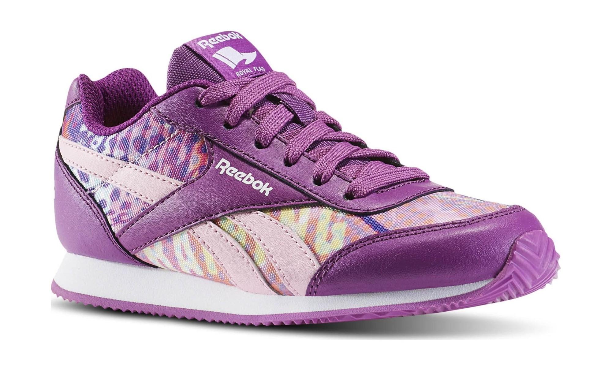 2bb6168c65367 ... REEBOK Royal Classic Jogger Aubergine Stellar Pink ...