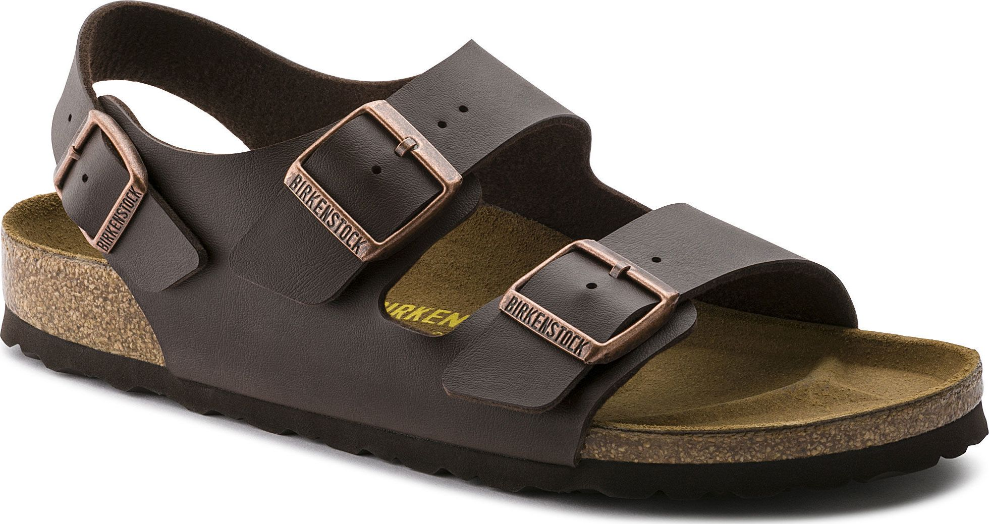 Birkenstock Milano Dark Brown 43