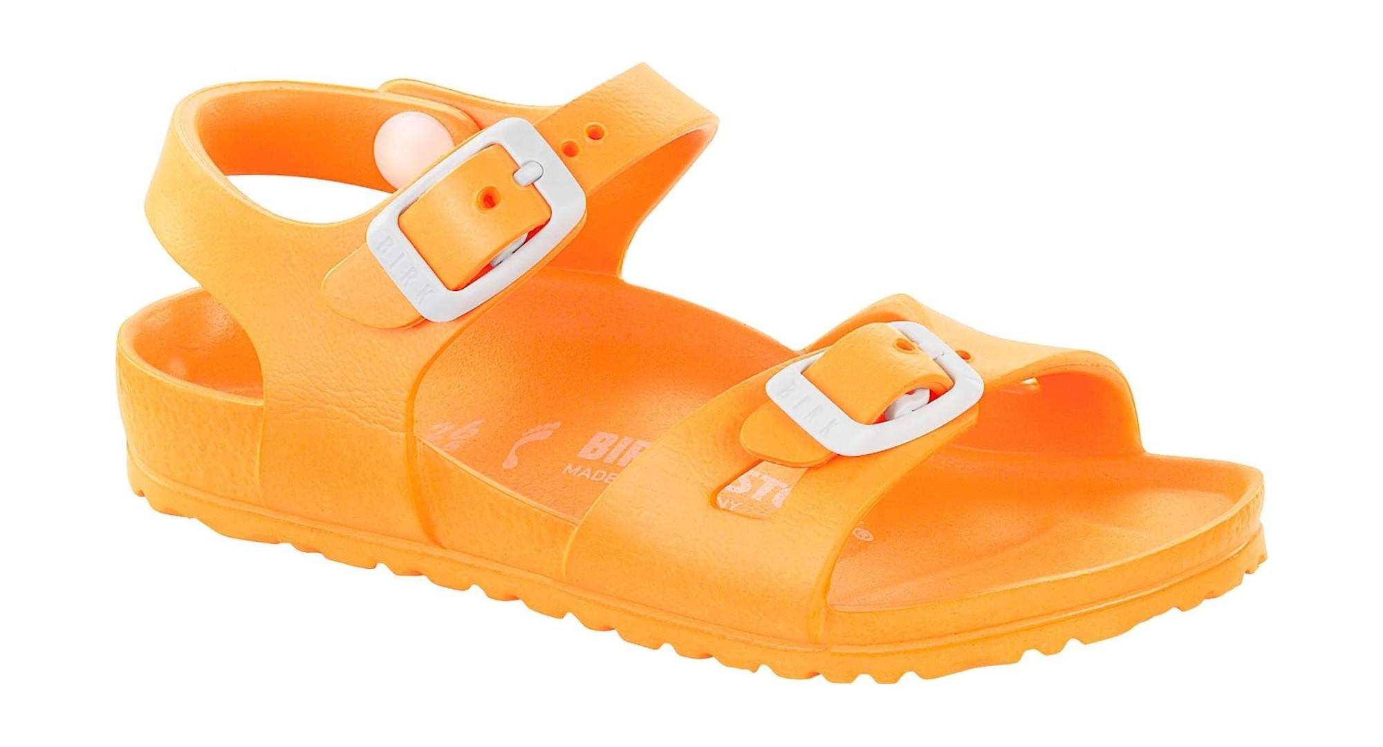 Birkenstock Rio EVA Neon Orange 32