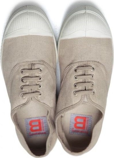 BENSIMON Tennis Lacets COQUILLE 38