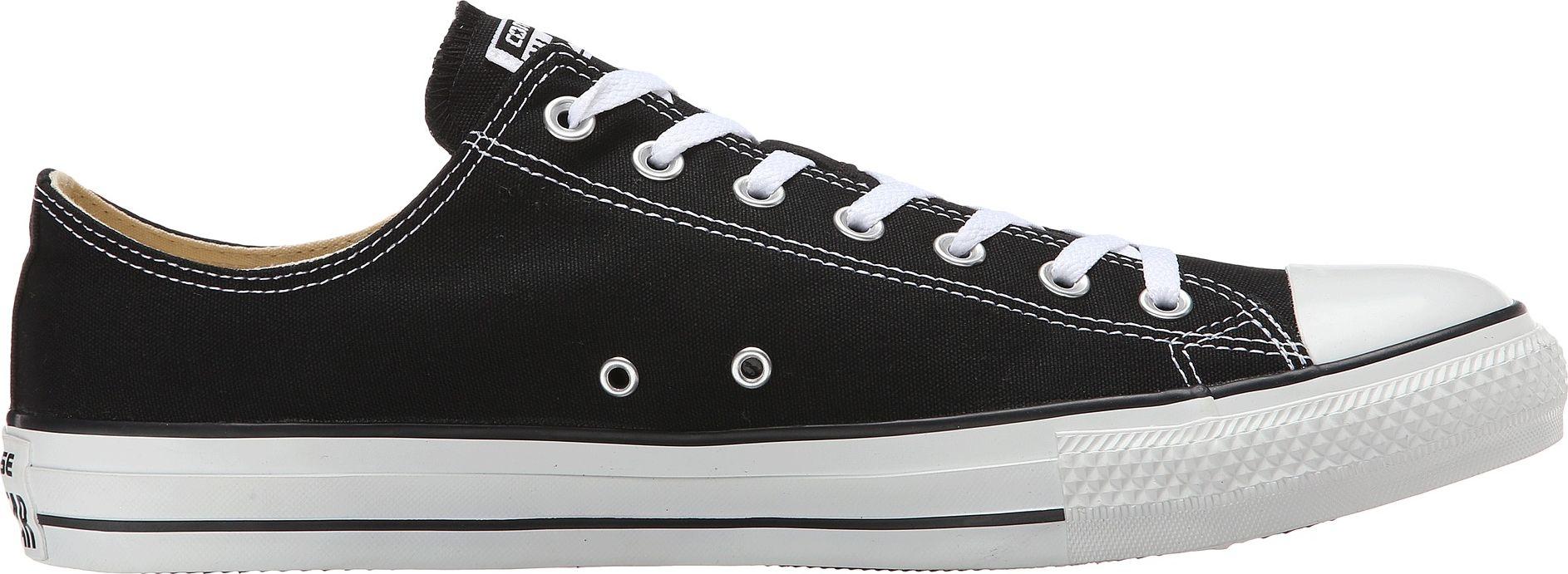 Converse Chuck Taylor All Star Ox Black/White 43
