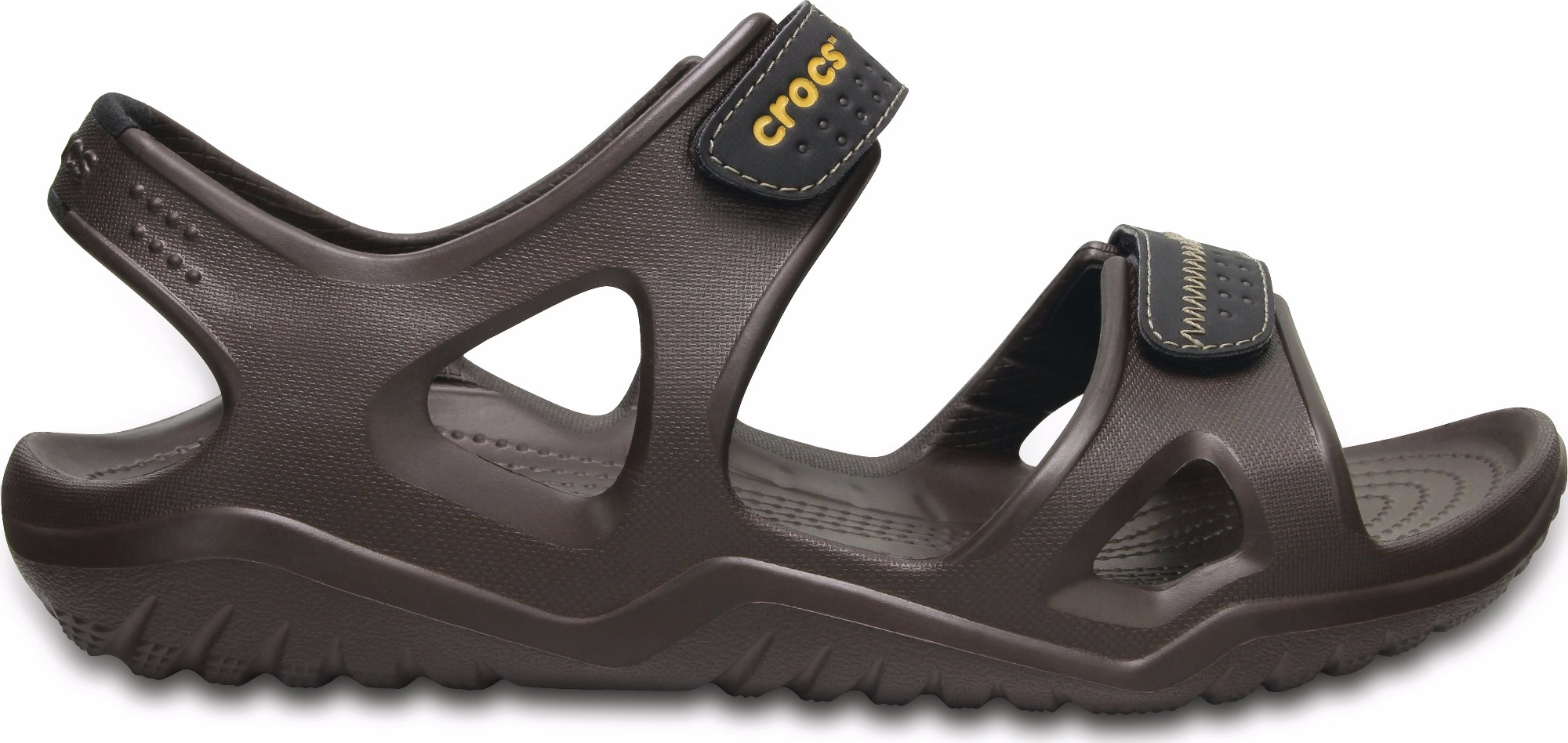 Crocs™ Swiftwater River Sandal Espresso/Black 47,5