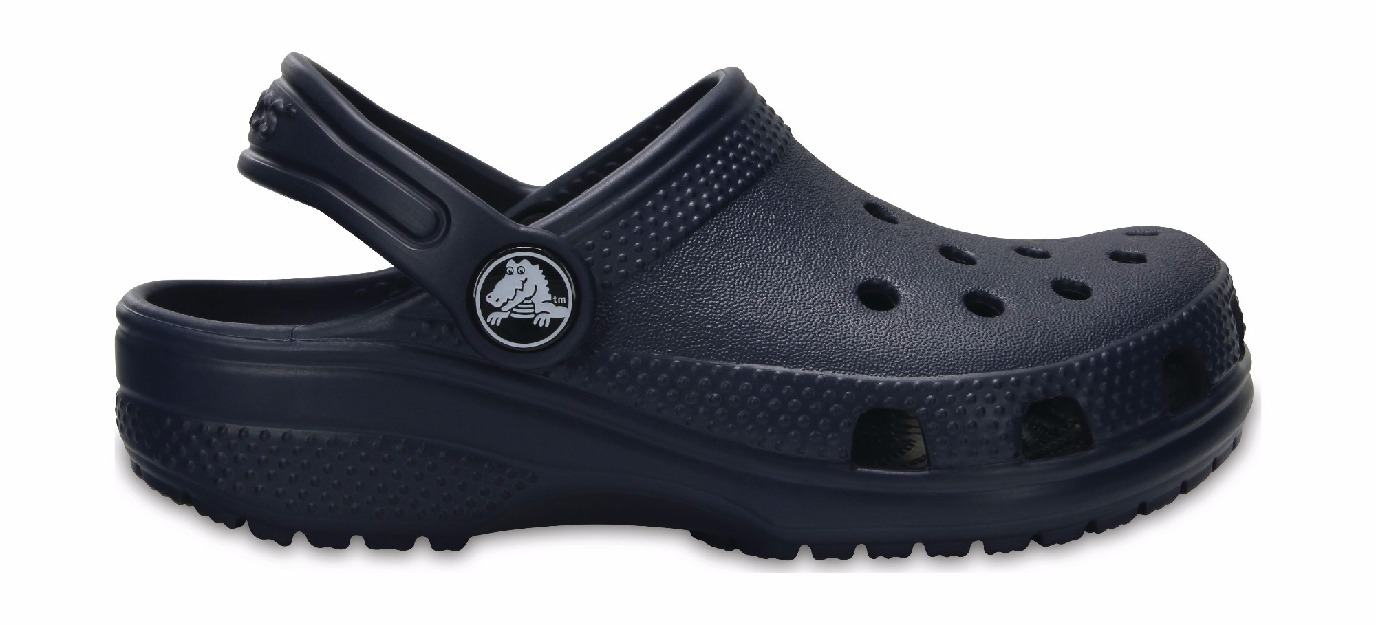 Crocs™ Kids' Classic Clog Navy 23