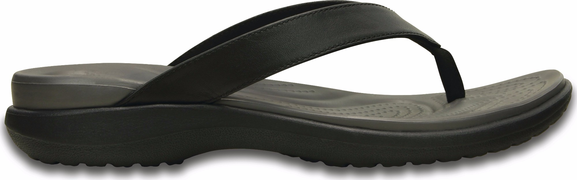 Crocs™ Capri V Flip Black/Graphite 39,5