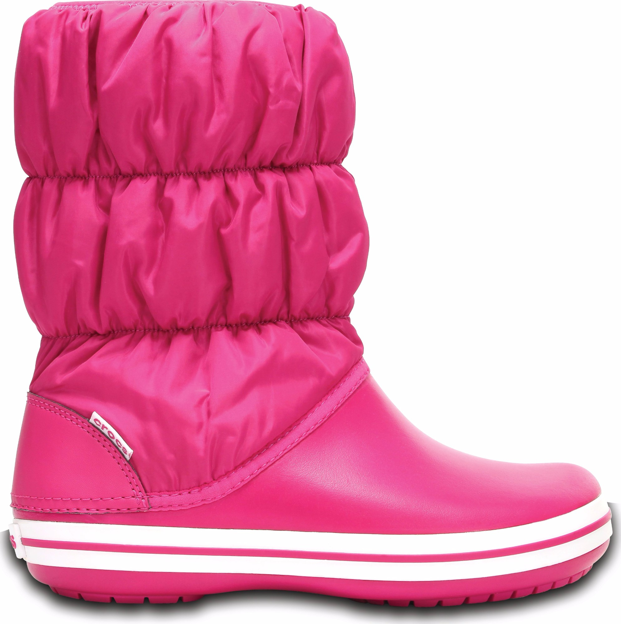 Crocs™ Winter Puff Boot Candy Pink/Candy Pink 38,5