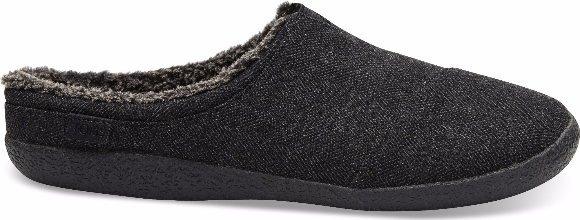 b7cd5631ee2 Previous. TOMS Herringbone Woolen Men S Berkeley Slipper ...