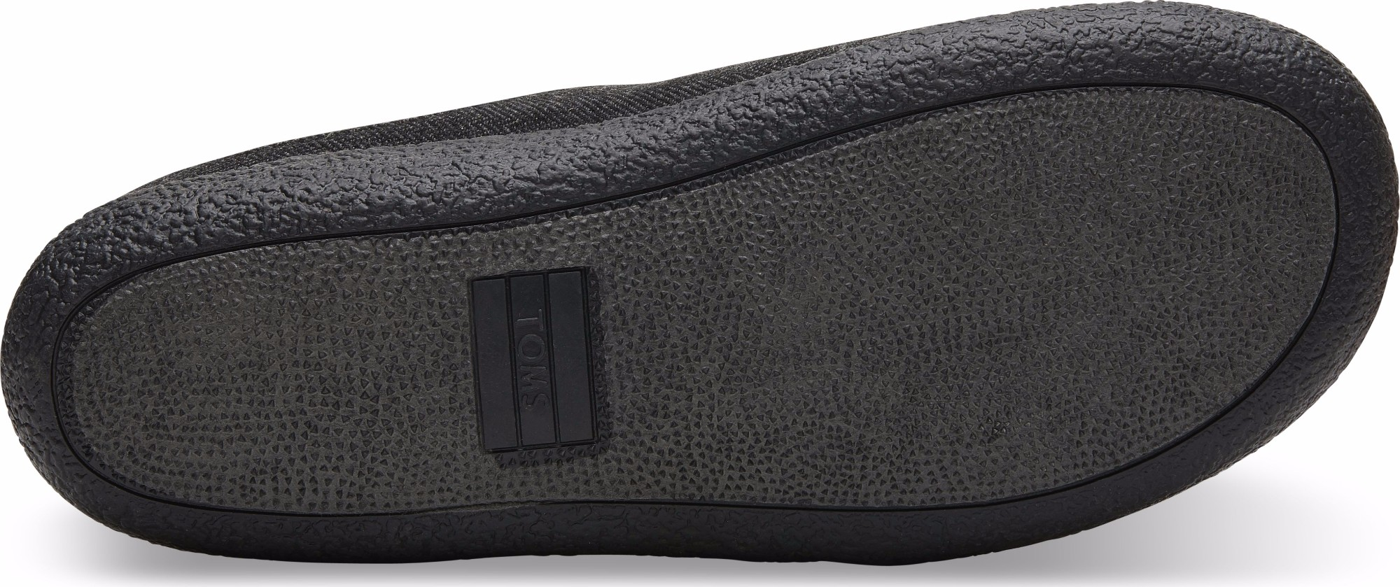 3074f0da1d1f Previous. TOMS Herringbone Woolen Men S Berkeley Slipper Black ...