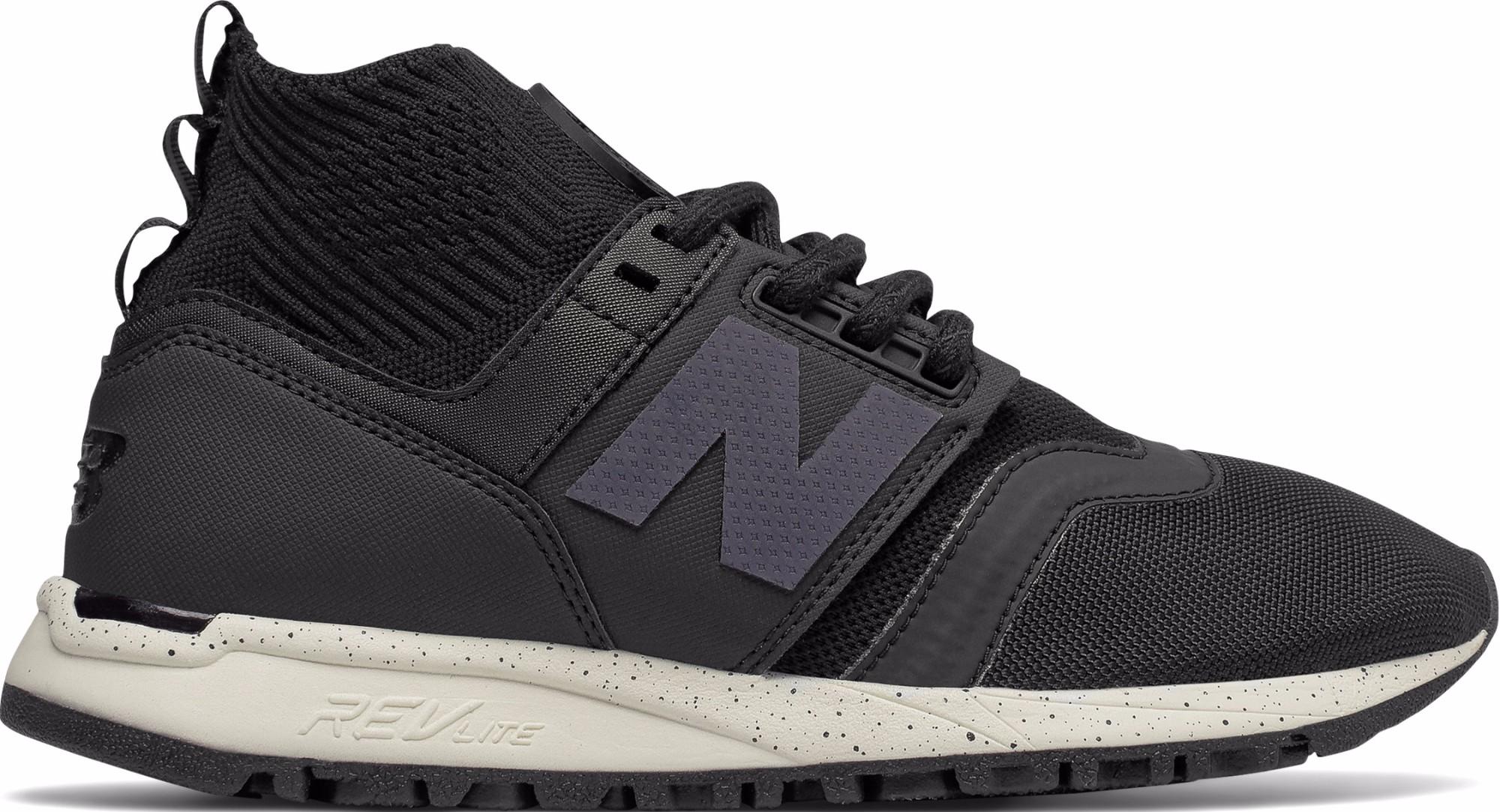 New Balance WRL247 OA Black 37