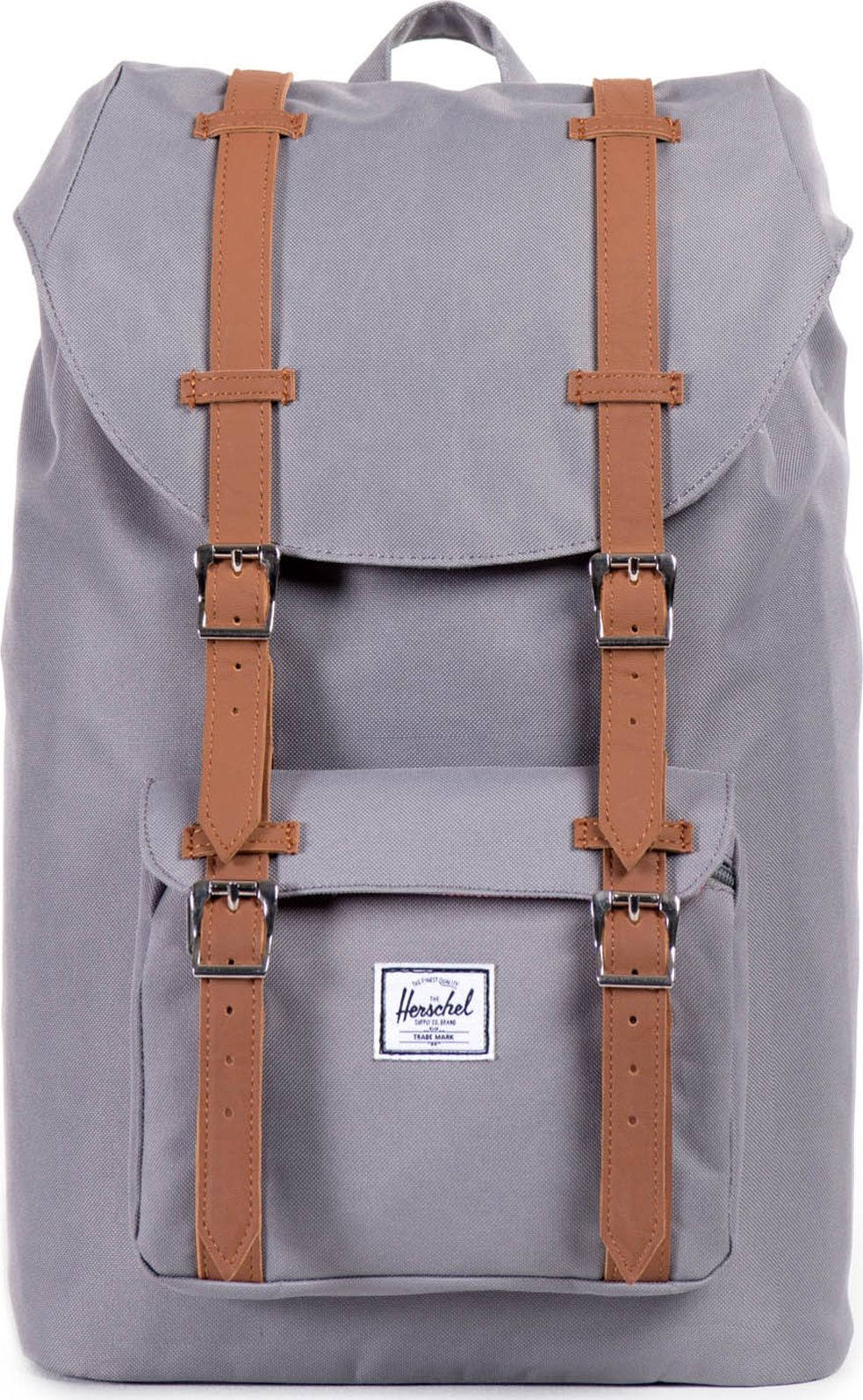 HERSCHEL Little America Mid-Volume Grey/Tan One Size
