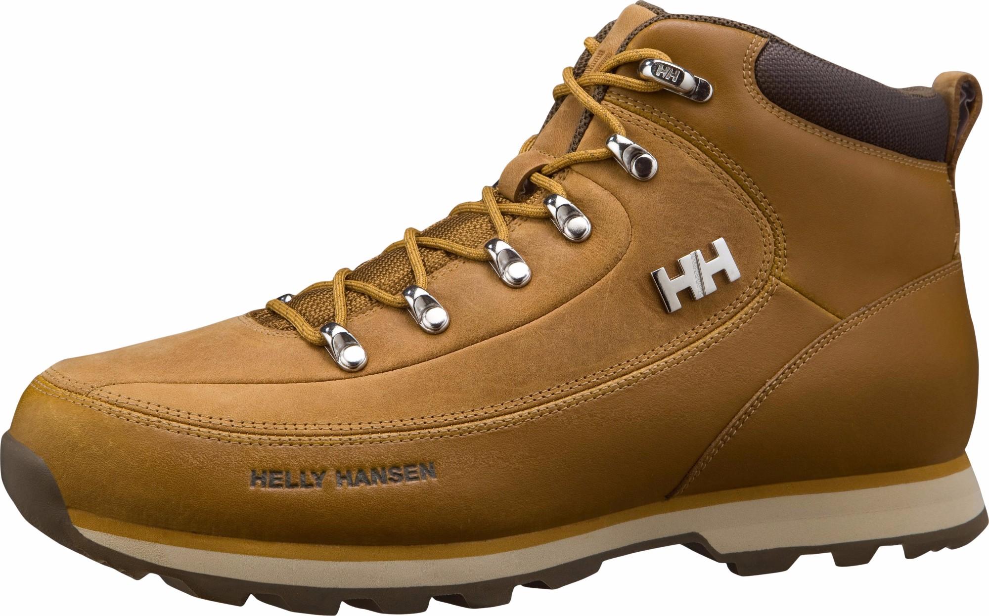 HELLY HANSEN The Forester Bone Brown/HH Khaki 45