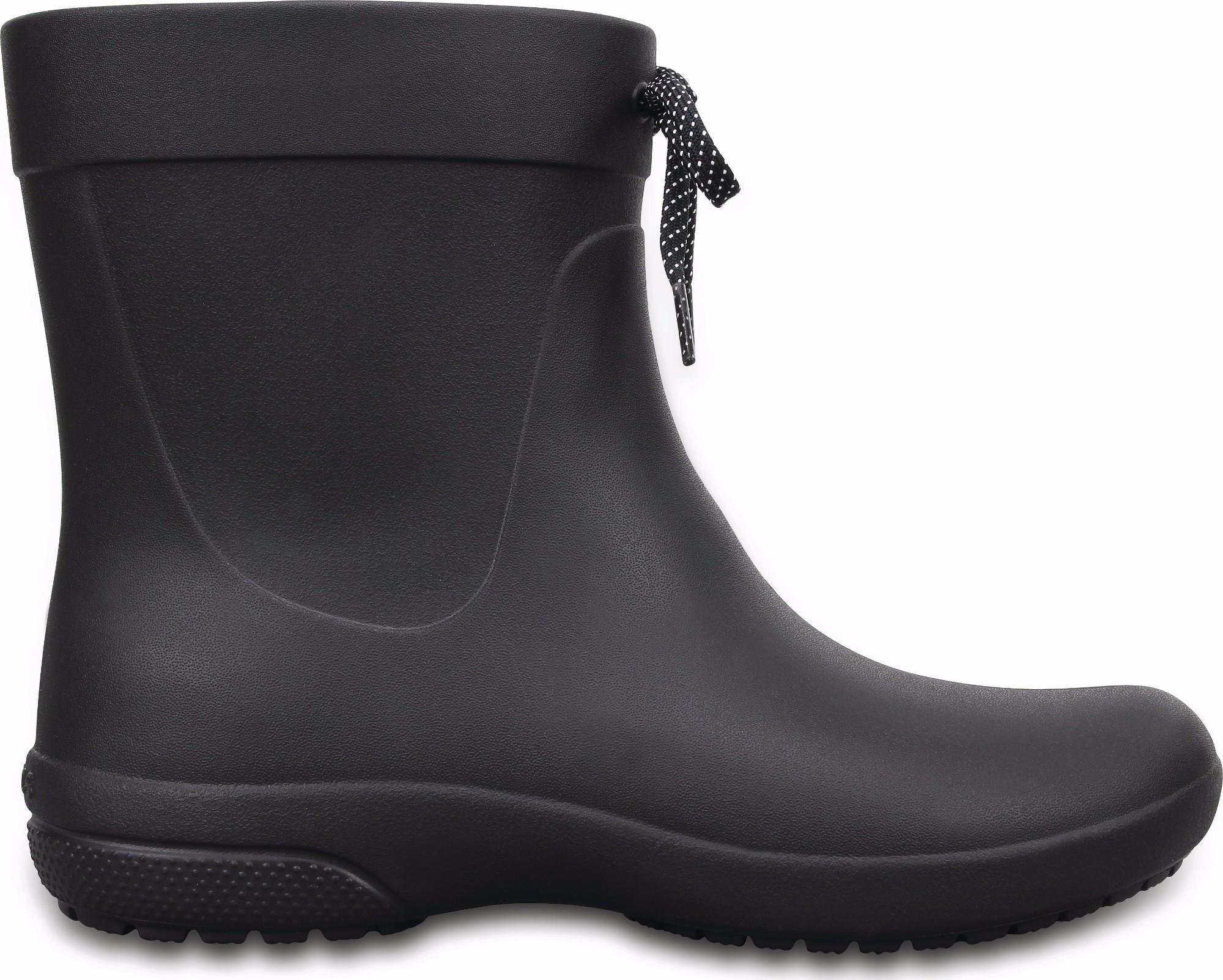 Crocs™ Freesail Shorty Rain Boot Black 39,5