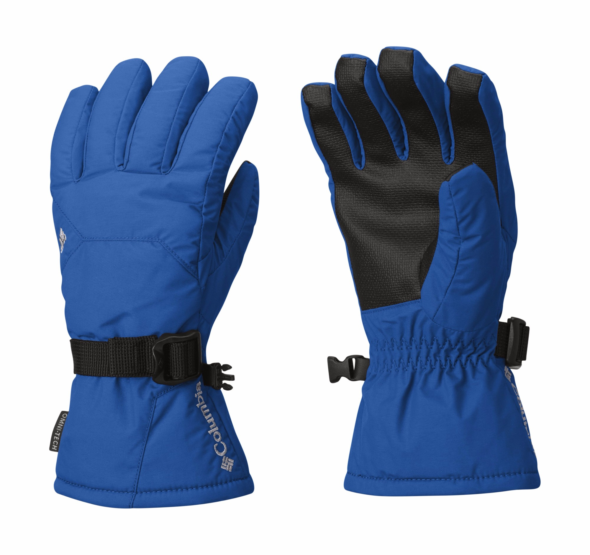 Columbia Youth Whirlibird Glove Super Blue M