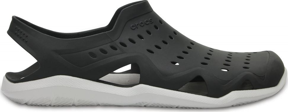 Crocs™ Swiftwater Wave Men's Black/Pearl White 45,5