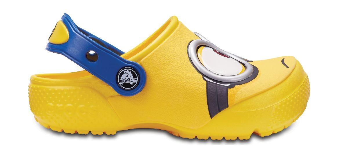Crocs™ Funlab Minions Clog Yellow 35