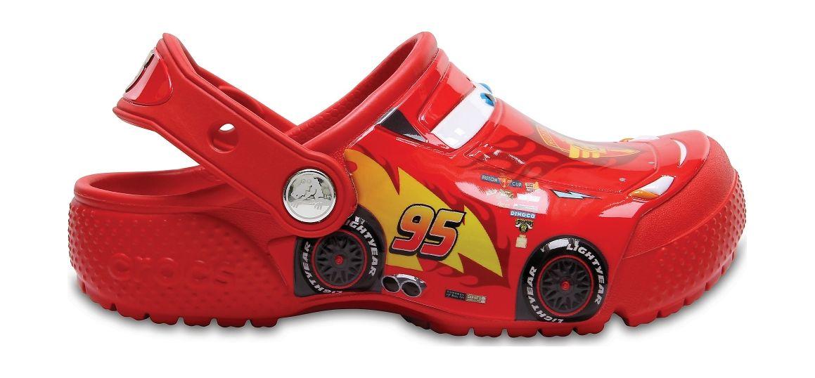 Crocs™ Funlab Cars Clog Flame 25