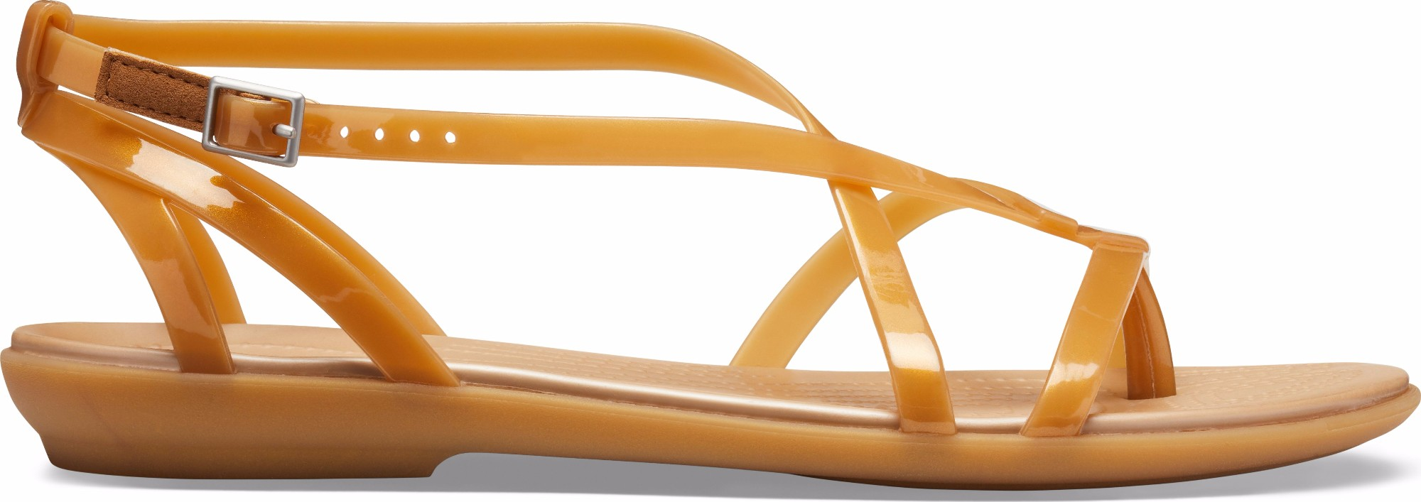 Crocs™ Isabella Gladiator Sandal Dark Gold/Gold 37,5