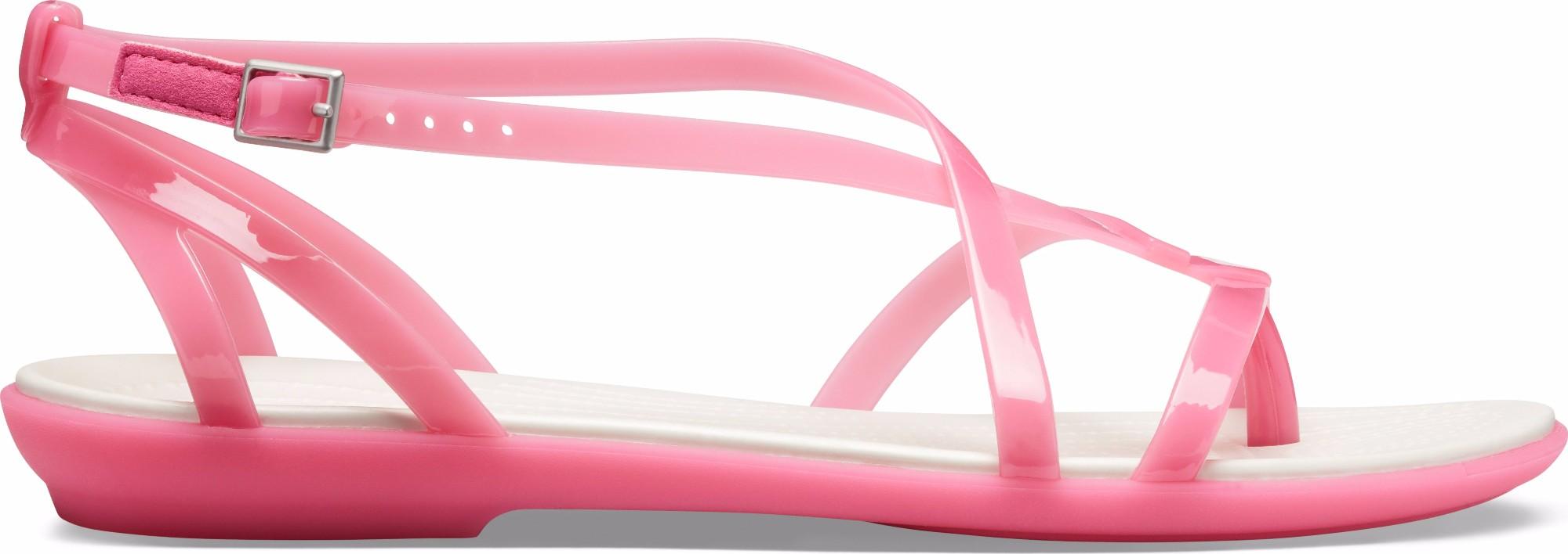 Crocs™ Isabella Gladiator Sandal Paradise Pink/Oyster 36,5